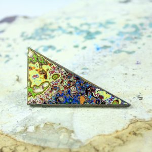 Brooches- polished look